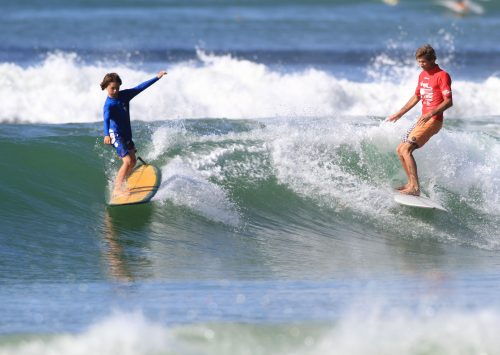 Challenges of judging the Noosa Festival of Surfing